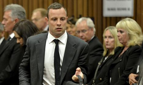 Reeva Steenkamp's mother: I can't tell if Oscar Pistorius is acting in court - The Guardian | Pistorius trial | Scoop.it