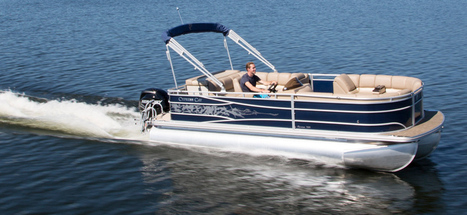 The Cabana 200   Build Your Pontoon   Cabana Series By Cypress Cay : 2014   Pontoon Boats   Scoop.it