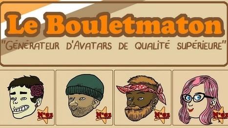 Le Bouletmaton : un créateur d'avatar en BD à tester tout de suite - Geek Junior - | enseignement disciplinaire info doc | Scoop.it