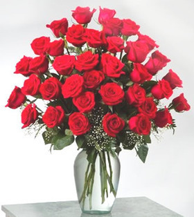 24stems red roses bouquet deliver to your girlfriend on Valentine's Day – Red_Roses_Bouquet#002 | Collection of flowers | Scoop.it
