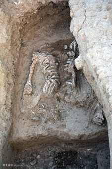 The Archaeology News Network: 7,000-year-old cemetery uncovered in Khuzestan | Histoire et Archéologie | Scoop.it