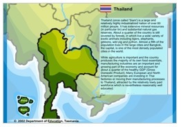 Map tool: South-East Asia and the Mekong River | Cambodia Study Program, June-July 2013 | Scoop.it
