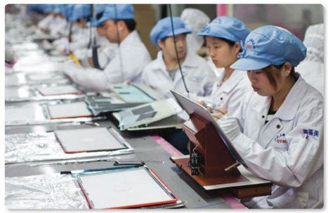 US Mac production likely to still rely on Foxconn, not American companies | Global Supply Chain Management | Scoop.it