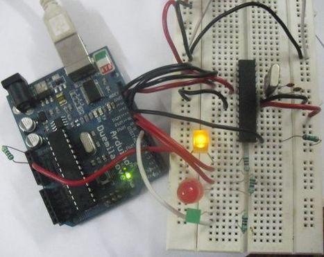 How to make an Arduino from scratch | Arduino, Netduino, Rasperry Pi! | Scoop.it