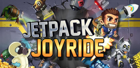 Jetpack Joyride v1.5 APK Free Download | get lost | Scoop.it