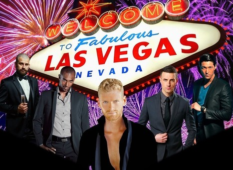 New Year's Eve in Las Vegas has Evolved Into a Three-Day Gay VIP Bacchanal | Passport Magazine News | Evolve Vegas NYE | Scoop.it