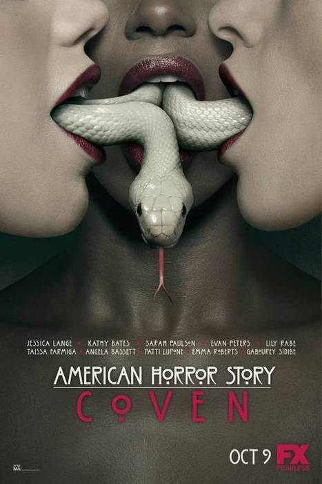 First Glimpses Of Angela Bassett & Gabourey Sidibe In 'American Horror Story: Coven'   Film and Television   Scoop.it