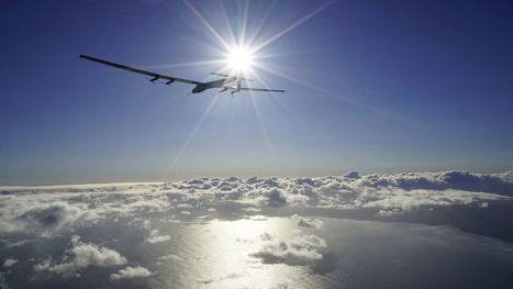 Solar Impulse 2 completes first ever solar-powered Atlantic flight | Heron | Scoop.it