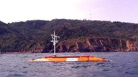 La energía undimotriz se pone a prueba | Energy from the Sea | Scoop.it