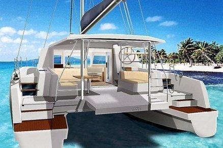 """Catana lance """"Bali"""", un catamaran new look   Annonces Nautiques   Scoop.it"""