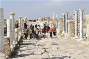 Ancient city of Laodicea attracts visitors from all over the world - Hurriyet Daily News | Ancient cities | Scoop.it