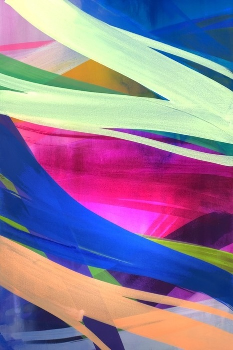 Oliver Lanz - Color Zone I | Art Collecting with 5 Pieces Gallery | Scoop.it