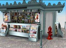 Une médiathèque installe un kiosque numérique | LibraryLinks LiensBiblio | Scoop.it