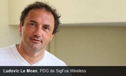 Ludovic Le Moan : levée de fonds de 2M€ pour SigFox Wireless   SIGFOX   Scoop.it