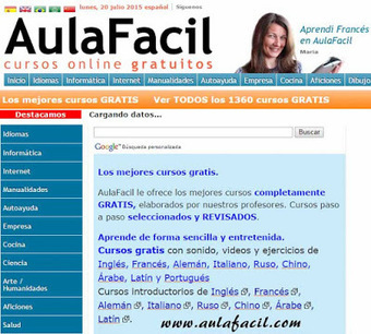 1360 interesantes cursos completamente gratis | Educación 2015 | Scoop.it