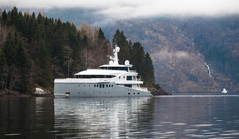 World Superyacht Award 2014 for Amels 199 EVENT Yacht ... | superyachts | Scoop.it