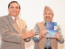 New book on climate and water in the Hindu Kush Himalayas - E Kantipur | Environmental_Issues | Scoop.it