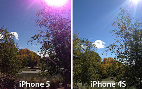 Apple Acknowledges An iPhone 5 Camera Issue | pixels and pictures | Scoop.it