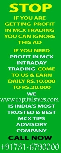 Commodity tips provider | commodity tips | Free commodity tips | Stock Tips | Share Market Tips | Commodity Tips | Scoop.it
