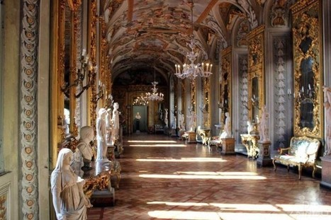 Palazzo Doria Pamphilj: Overlooked But Shouldn't Be | Italia Mia | Scoop.it