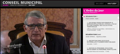 Conseil municipal du vendredi 13 | Toulouse La Ville Rose | Scoop.it