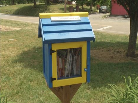 Little Library opens in Sullivan Gardens | Tennessee Libraries | Scoop.it