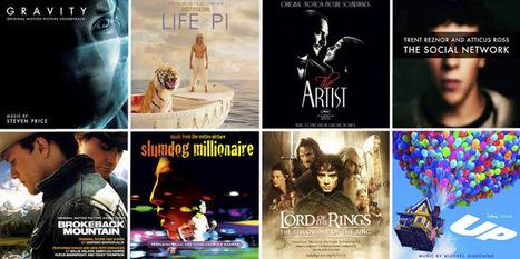 Premios Oscar: Ganadores Mejor BSO y canción original (2000-2014) en Spotify | Noticias relacionadas con Hans Zimmer | Scoop.it