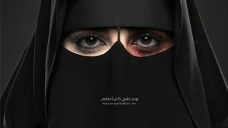Saudi anti-domestic violence campaign sparks media buzz | Pop! Goes My Heart | Scoop.it