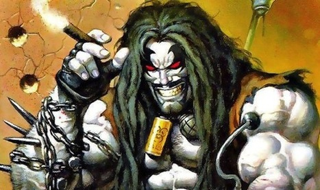 'Lobo' Screenplay To Be Penned By 'Wonder Woman' Scribe | Movies Related | Scoop.it
