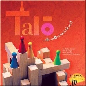 Talo… Le jeu de société pour enfant | jeux de société à succès | Scoop.it