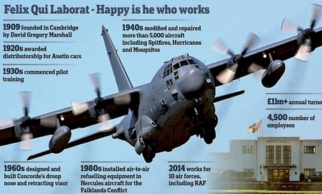Marshall remains not for sale despite declining defence budgets | Aerospace | Scoop.it