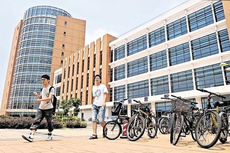 Jusqu'où monteront les universités chinoises? Trente millions d'étudiantsTrente millions d'étudiantsTrente millions d'étudiants | Higher Education and academic research | Scoop.it