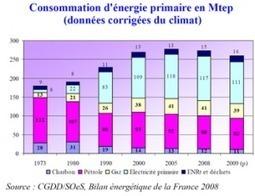Quel lien entre le nucléaire et la consommation de pétrole ? | Le groupe EDF | Scoop.it