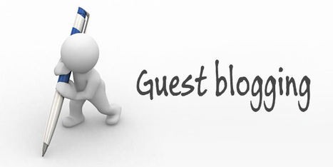 What is The Future of Guest Blogging? | Blogging Sensor | Scoop.it