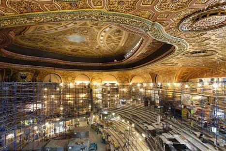 The Loews' Kings Theater $93.9 million restoration nearly complete | Brooklyn By Design | Scoop.it