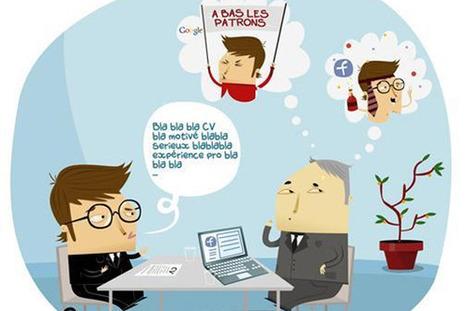 Comment assurer avec les recruteurs 2.0 (Acte 2) - Elaee | RH et                                                                                            recrutement | Scoop.it