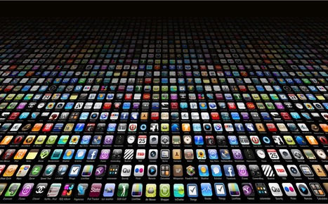 People Spend More Time in Mobile Apps Than Watching TV | Media Management | Scoop.it