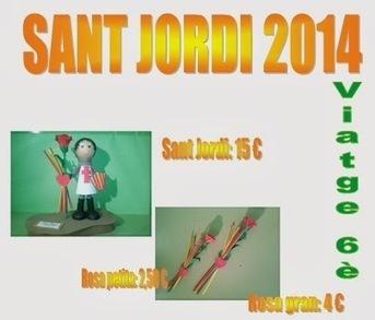 ESCOLA SANT JORDI MAÇANET DE LA SELVA: Sant Jordi - viatge 6è | ESCOLA SANT JORDI | Scoop.it