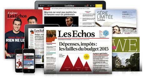 «Les Echos» préparent le lancement d'un hebdo | DocPresseESJ | Scoop.it