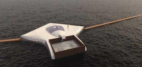 Boyan Slat et son projet fou pour nettoyer les océans en 5 ans ! | Le flux d'Infogreen.lu | Scoop.it
