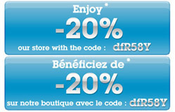 -20 % discount on 3d library// Code promotion - 20% sur 3d library | 3D Library | Scoop.it