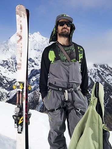 JP Auclair - Adventurers of the Year 2014 - National Geographic | Documentary photography | Scoop.it