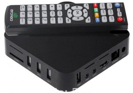 $86 ZAP-A10 Android 4.0 Set-Top Box Powered by AMLogic AML8726-M3 | Embedded Systems News | Scoop.it