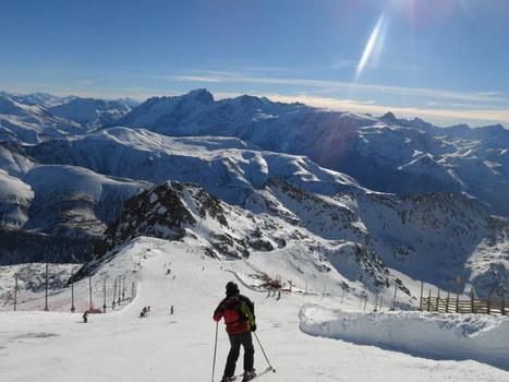 L'Alpe d'Huez rêve d'un méga domaine pour rivaliser avec les Trois vallées   Alpine Trendwatching   Scoop.it