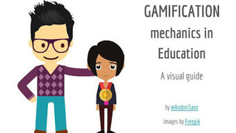 #Gamification for an improved learning experience: a visual guide (by @AndoniSanz) - e-Learning Feeds | Haak's APHG | Scoop.it