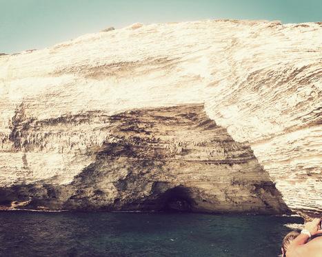 LES PETITS PARADIS DE MANON: Bonifacio, Corse | Corse | Scoop.it