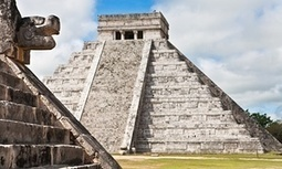 Subterranean river discovered beneath Mexico's Chichen Itza ruins | Shallow Geophysics | Scoop.it
