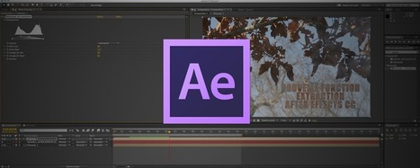 """After Effects CC : la nouvelle fonction """"Extract"""" 