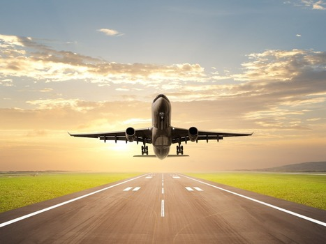 Airplane Clear Day Runway Smooth HD Free Download Wallpapers | Cool HD & 3D Wallpapers - Free Download | Scoop.it