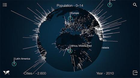McKinsey Urban World App Reveals City Statistics on the Smart Phone - information aesthetics | Datavisualization | Scoop.it